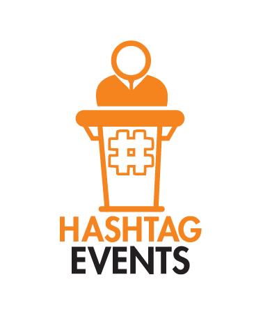 Hashtag Events Main Logo